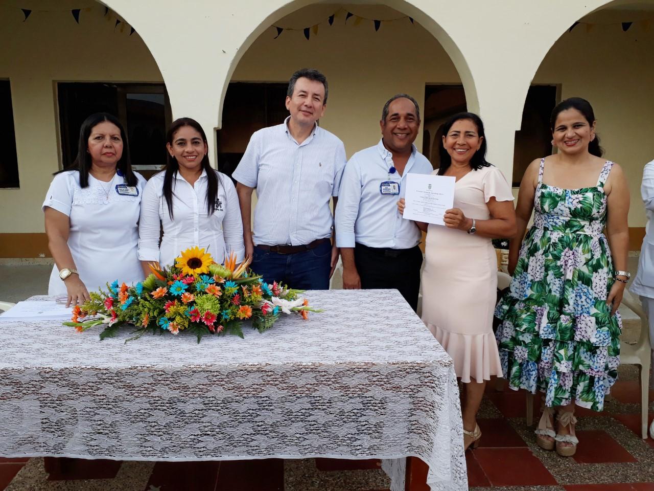 SENA certifica las competencias laborales de enfermeras, auxiliares de enfermería y artesanos en Córdoba