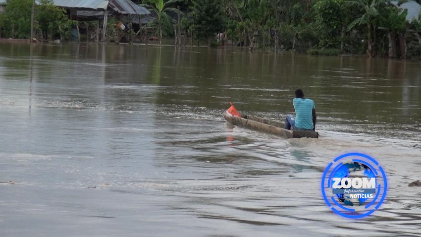 alerta roja en las cuencas de los ríos Sinú y San Jorge