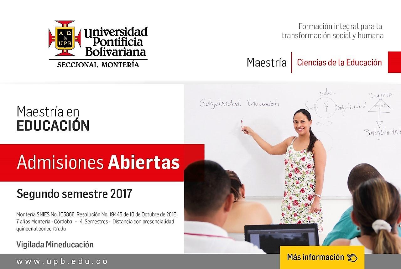 Formación avanzada para los maestros de Córdoba