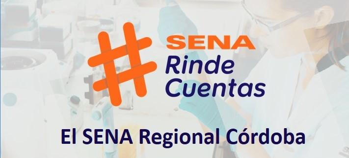 SENA Regional Córdoba Rinde Cuentas este jueves 5 de diciembre