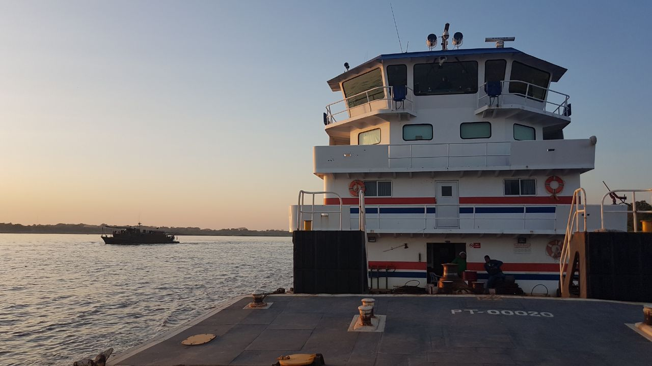 Armada Nacional fortalece la seguridad y navegabilidad del río Magdalena