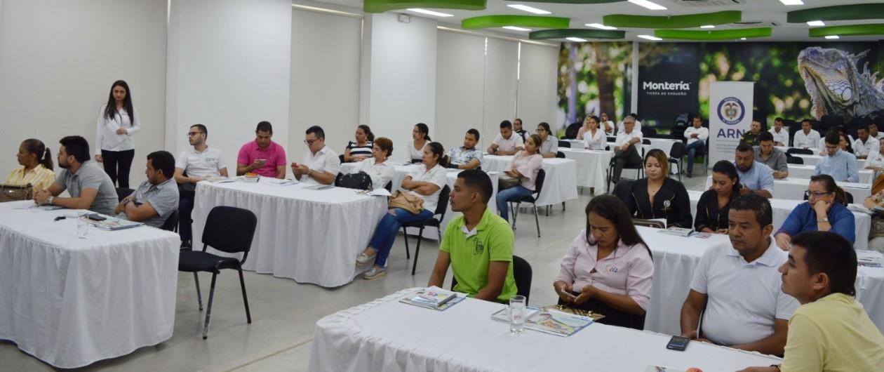 SENA y ARN realizaron encuentro empresarial para impulsar la inclusión laboral en Córdoba