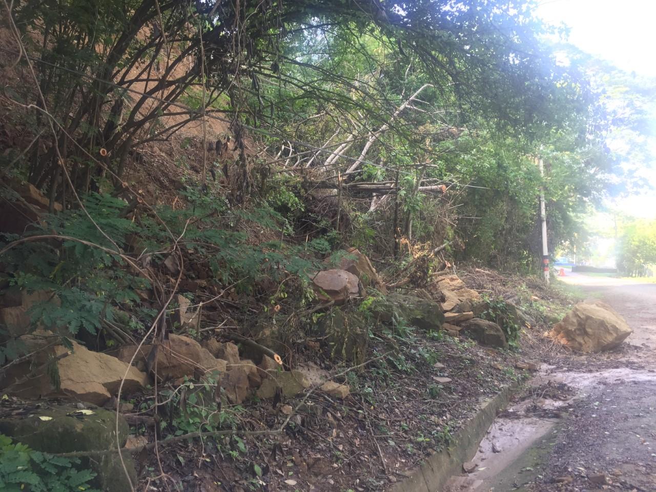 COMUNICADO. En el cerro Sierra Chiquita no hay explotación de canteras