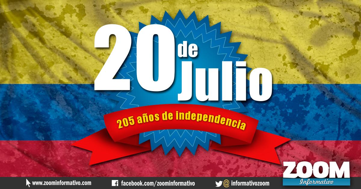 Resultado de imagen para 20 de julio independencia de colombia