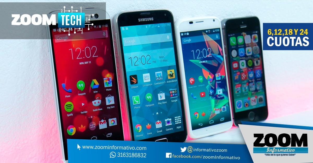 ¿Quieres comprar un Smartphone a cuotas en Colombia? Acá tienes una guía.