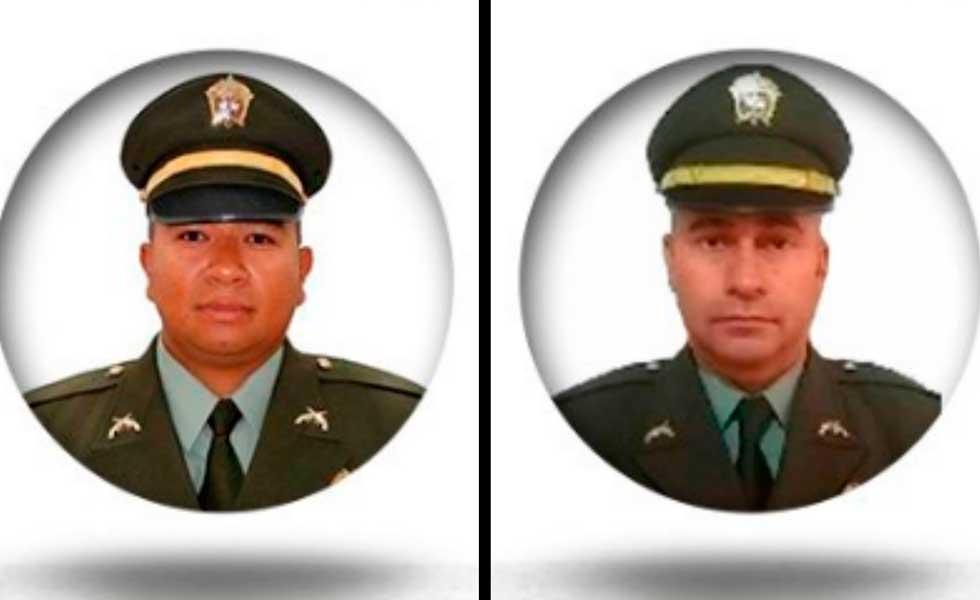 Asesinados dos oficiales cuando realizaba inspección en la zona de HidroItuango