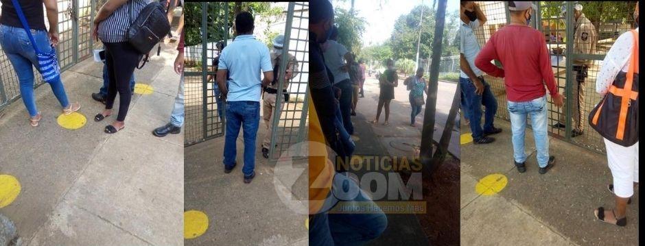 Denuncian presuntas irregularidades en la atención a usuarios del Hospital Local de Montelíbano