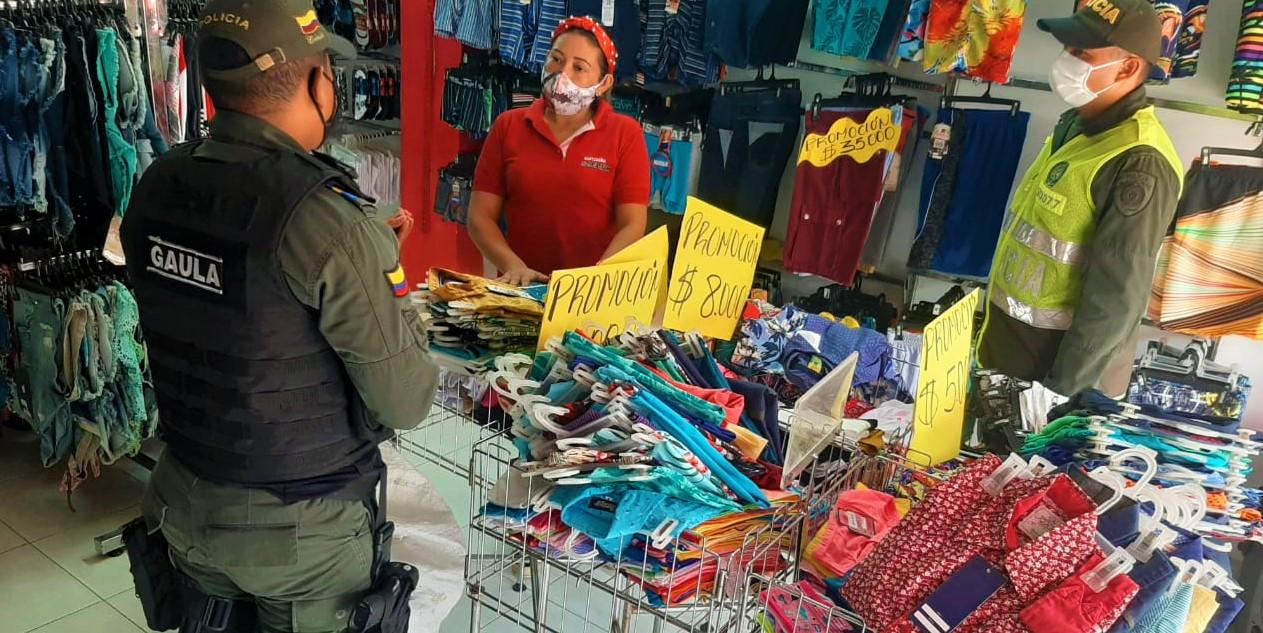 Autoridades dan un positivo balance de seguridad durante día sin IVA en Córdoba