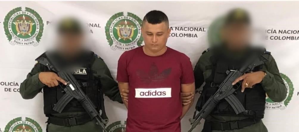 Grupo GAULA capturó a alias 'Mateo' presunto integrante del Clan del Golfo