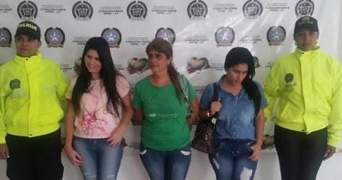Capturadas hermanas Michel y Sabrina Mahuad Holguín tras denuncia de la víctima