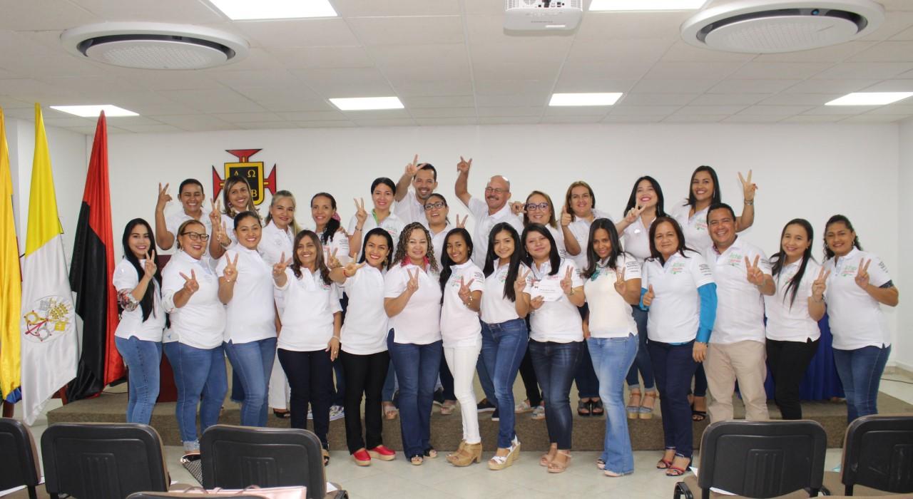 Estos 27 voluntarios se pusieron la camiseta por la vida, aquí te contamos cómo fue
