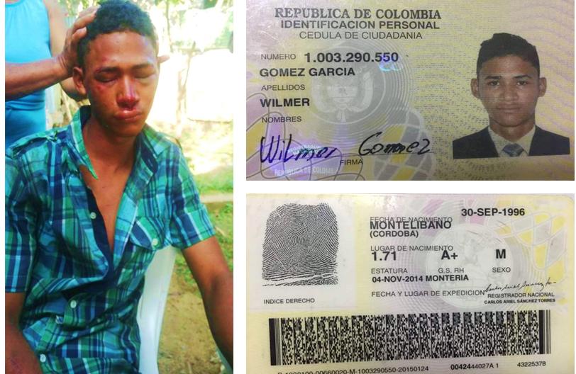 Urgente. Este joven necesita su familia, está recluido en delicado estado de salud en el Hospital San Juan en Sahagún