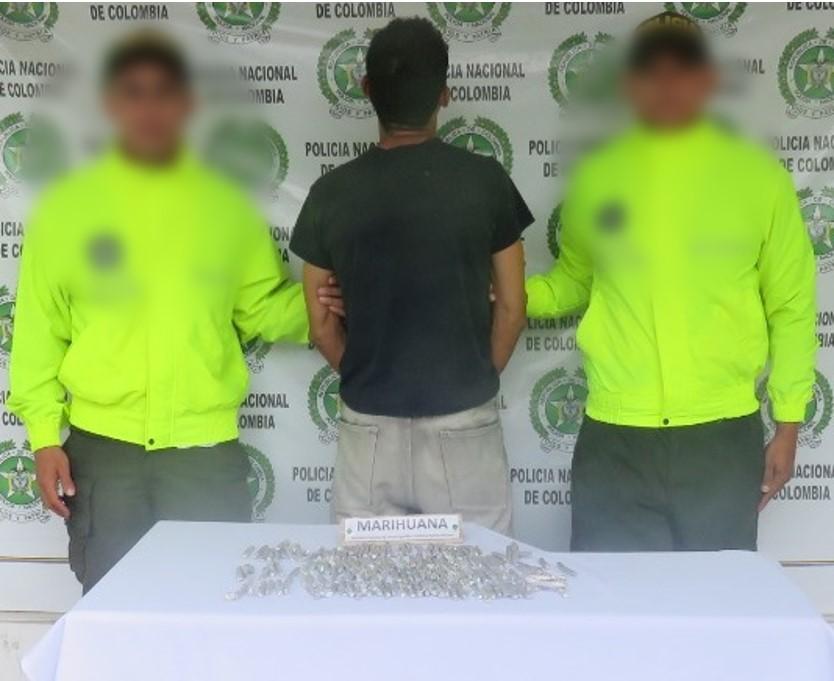 En Montelíbano Policía incrementa allanamientos a viviendas por tráfico de estupefacientes