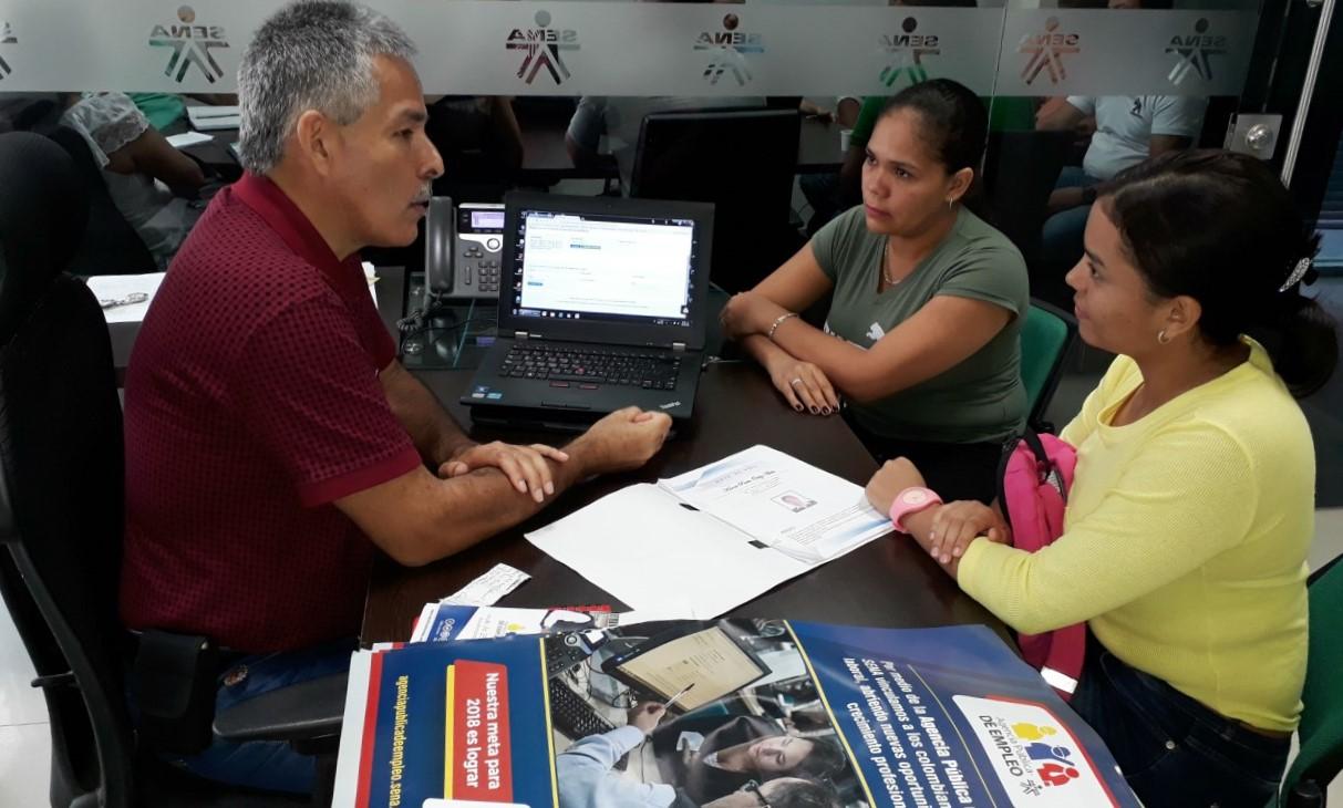 ¡Más de 60 vacantes disponibles! Postula tu hoja de vida en la Agencia Pública de Empleo del SENA Regional Córdoba