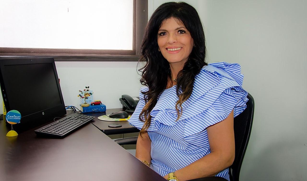 María Paulina Lorduy Lema, nueva Subdirectora de Salud en Comfacor