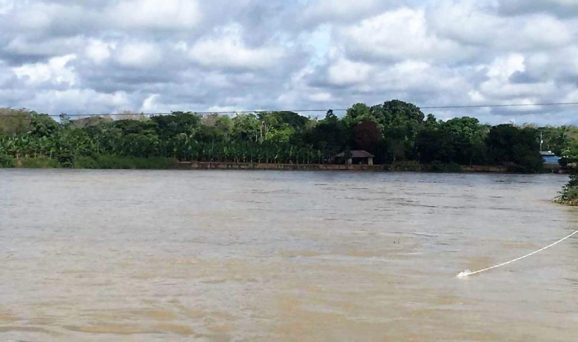 Alerta naranja en las cuencas de los ríos Sinú y san Jorge